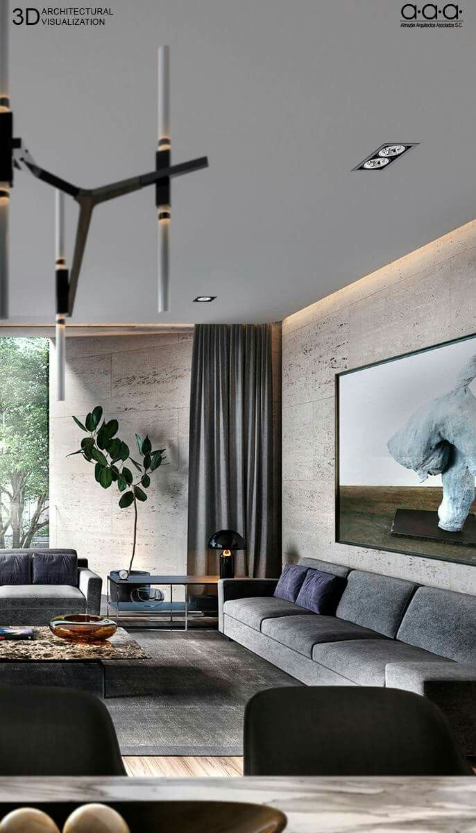 Best How To Live A Simple Minimalist Life Living Room Modern 400 x 300