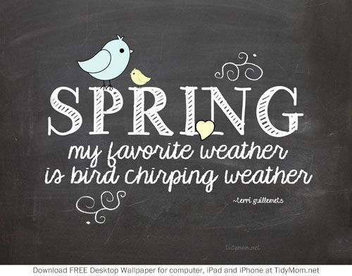 31 Spring Quotes and Sayings with Images | Spring quotes and ...
