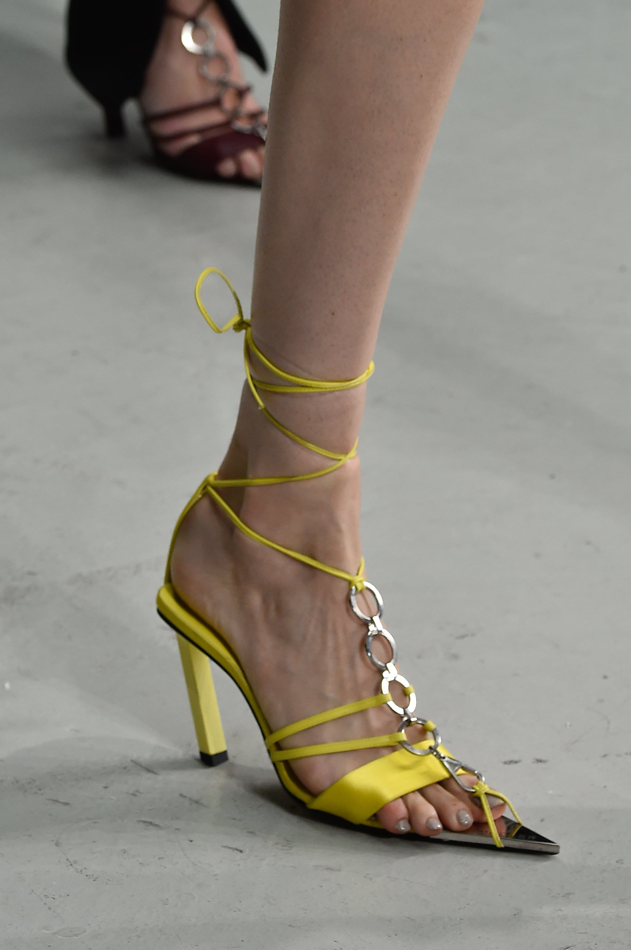 Spring Shoe Trends 2020: Extra Adornment (With images) | Trending ...