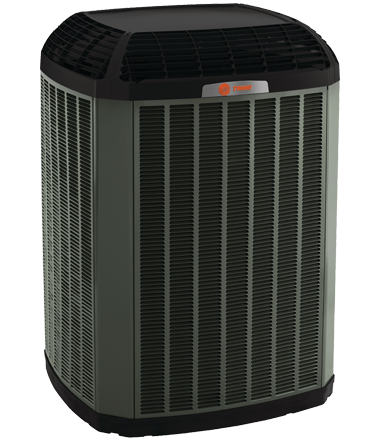 Trane Air Conditioners In 2020 Heating Air Conditioning High Efficiency Air Conditioner Heating Cooling