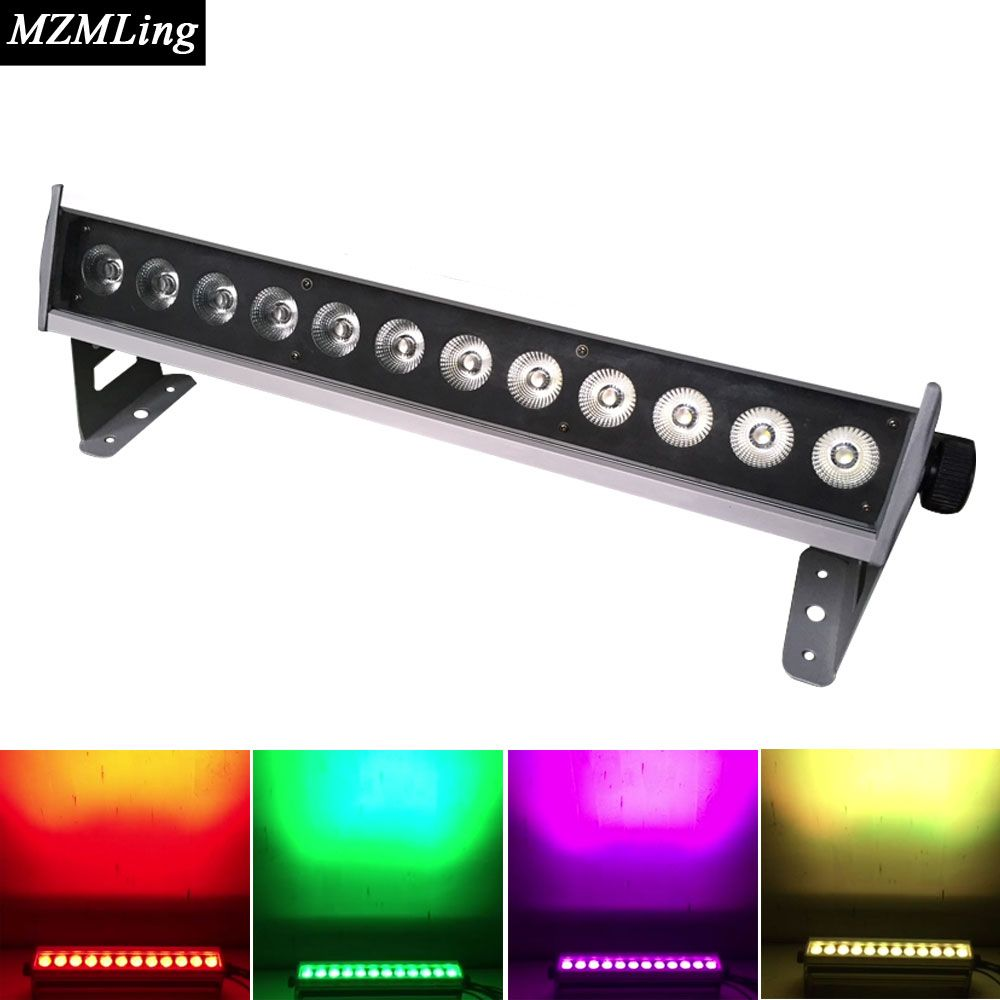 Xw in rgbw waterproof led wall wash light dmx washer led