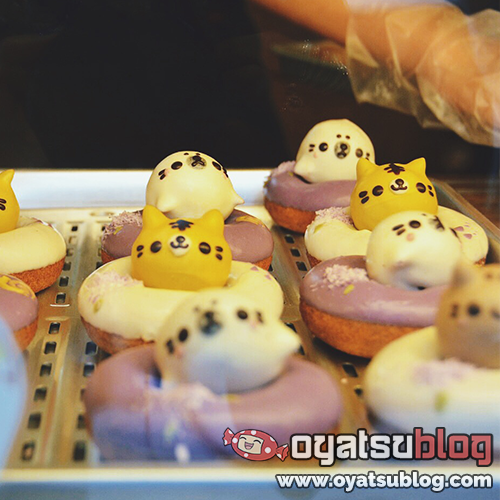 Floresta Kawaii Dougnuts - A new eatery in down-town Tokyo. Read about it here.