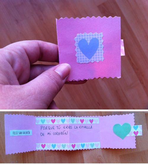 tarjetas para hacer a mano