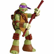 Walmart: Teenage Mutant Ninja Turtles Battle Shell Donatello Action Figure