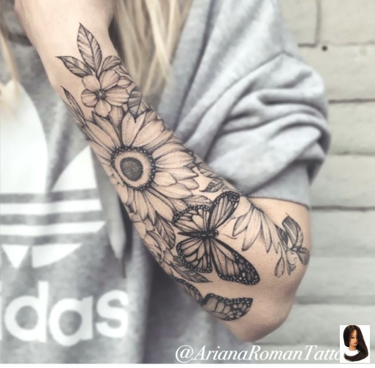 Photo of #Ariana #Butterfly Tattoos #FLORAL #Manga #Mia #eng – – –