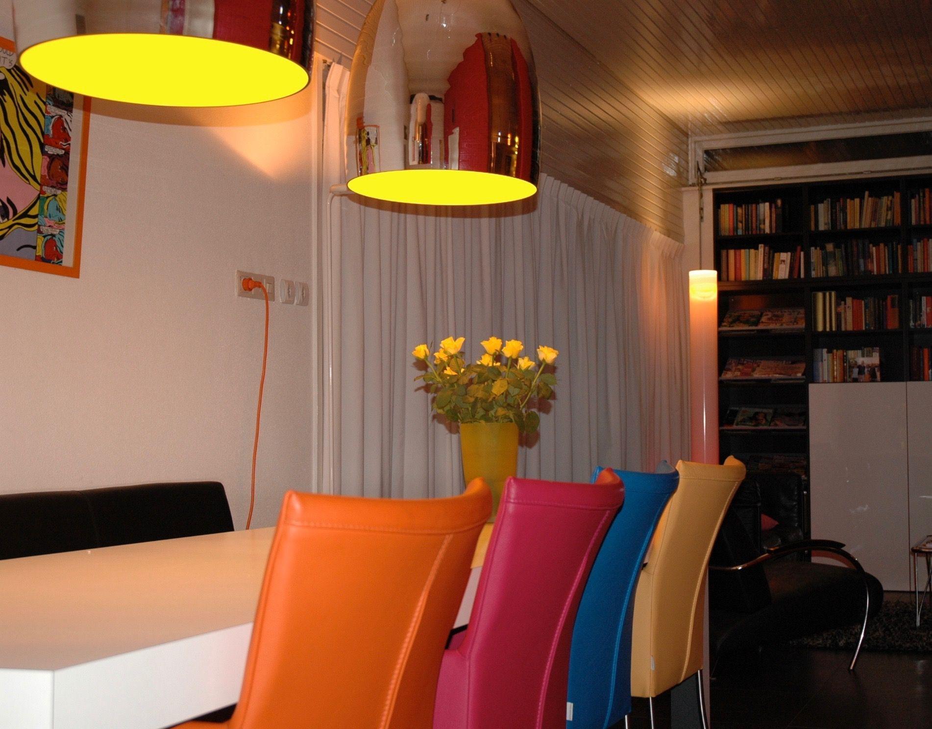 Interieurdesign lichtplan eetkamer interieurontwerp design