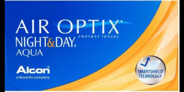 Air Optix Night & Day Aqua 6pk Contact Lenses online