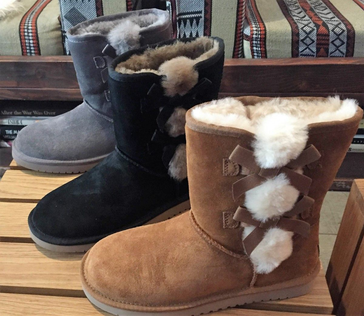 UGG Women's Victoria Short Winter Boot