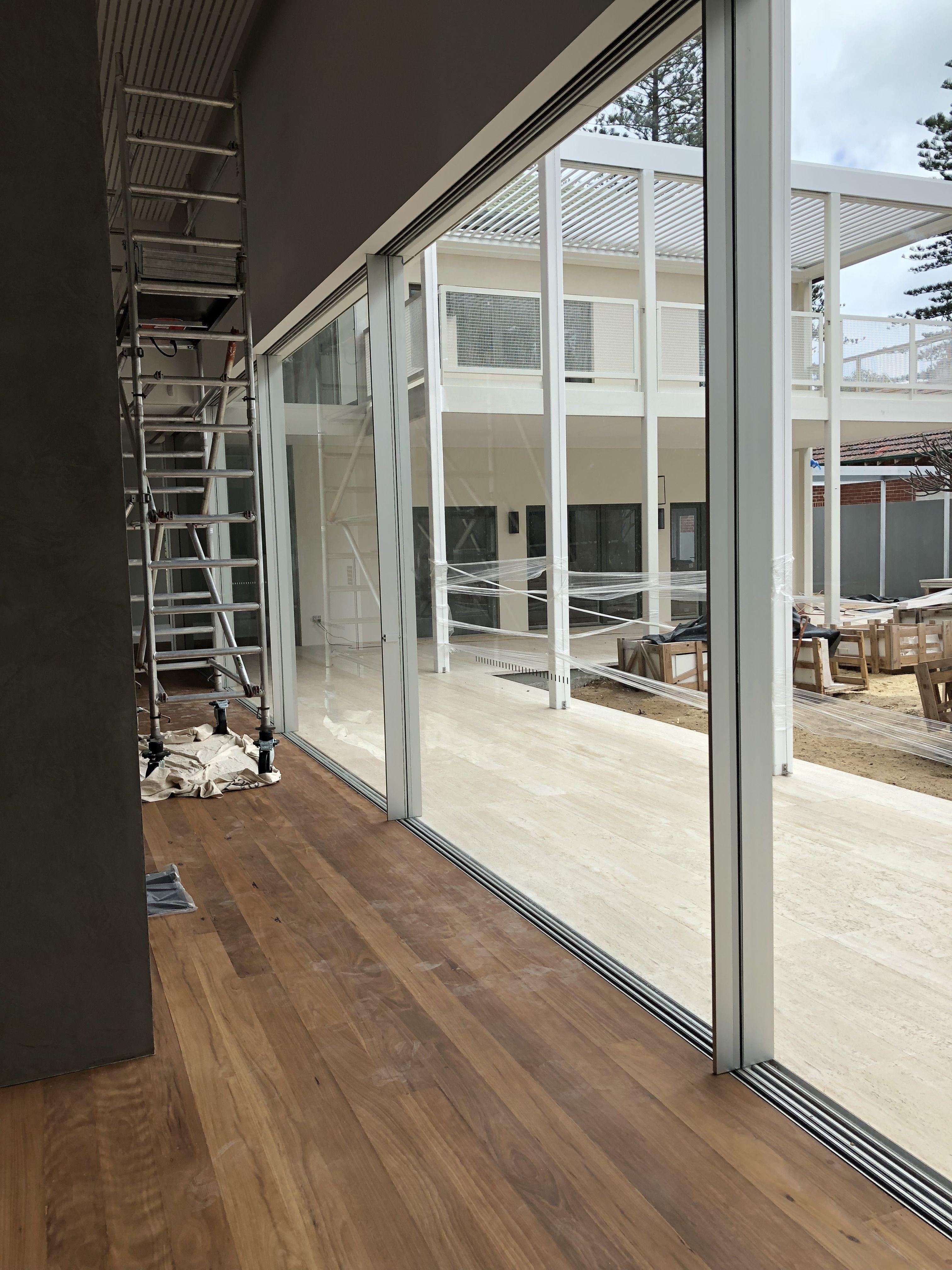 Cottesloe Wa, Kerry Hill Architects, Vitrocsa Sliding Doors  In