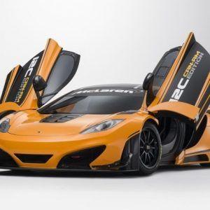 2016 McLaren P13