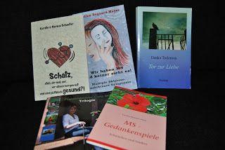 Blog Frauenpower trotz MS: Lesung morgen 8. November... die Nervosität steigt...