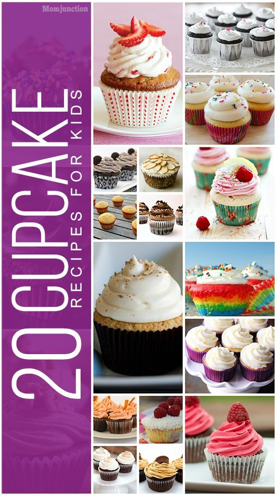 19 Easy Cupcake Recipes For Kids To Try Today Easy cupcake recipes