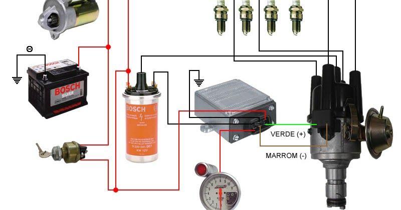 Duraspark Ignition Wiring Diagram Auto Meter Tachometer Wiring For Wiring Diagram Schematics