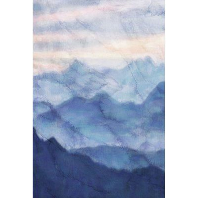 PTM Blue Mountains Graphic Art on Paper