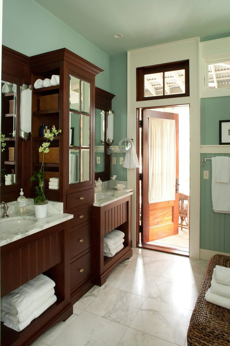 get creative with cabinets interiorbathroomtrends on best bathroom renovation ideas get your dream bathroom id=57149