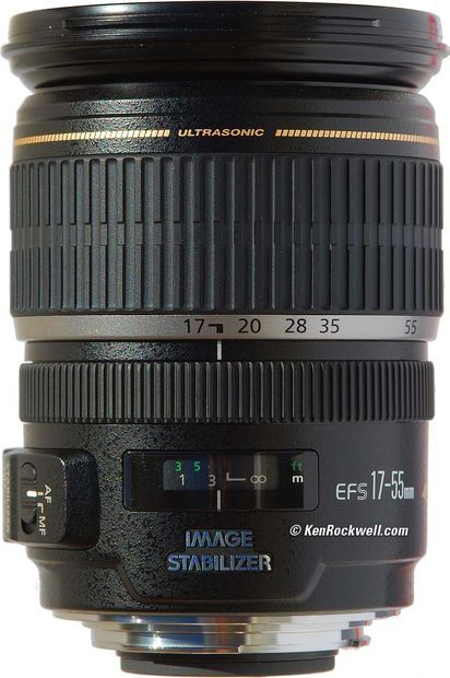 Repair Adjust Clean Canon 17 55mm F 2 8 Dropped And Slipping Focus Repair Canon Cleaning