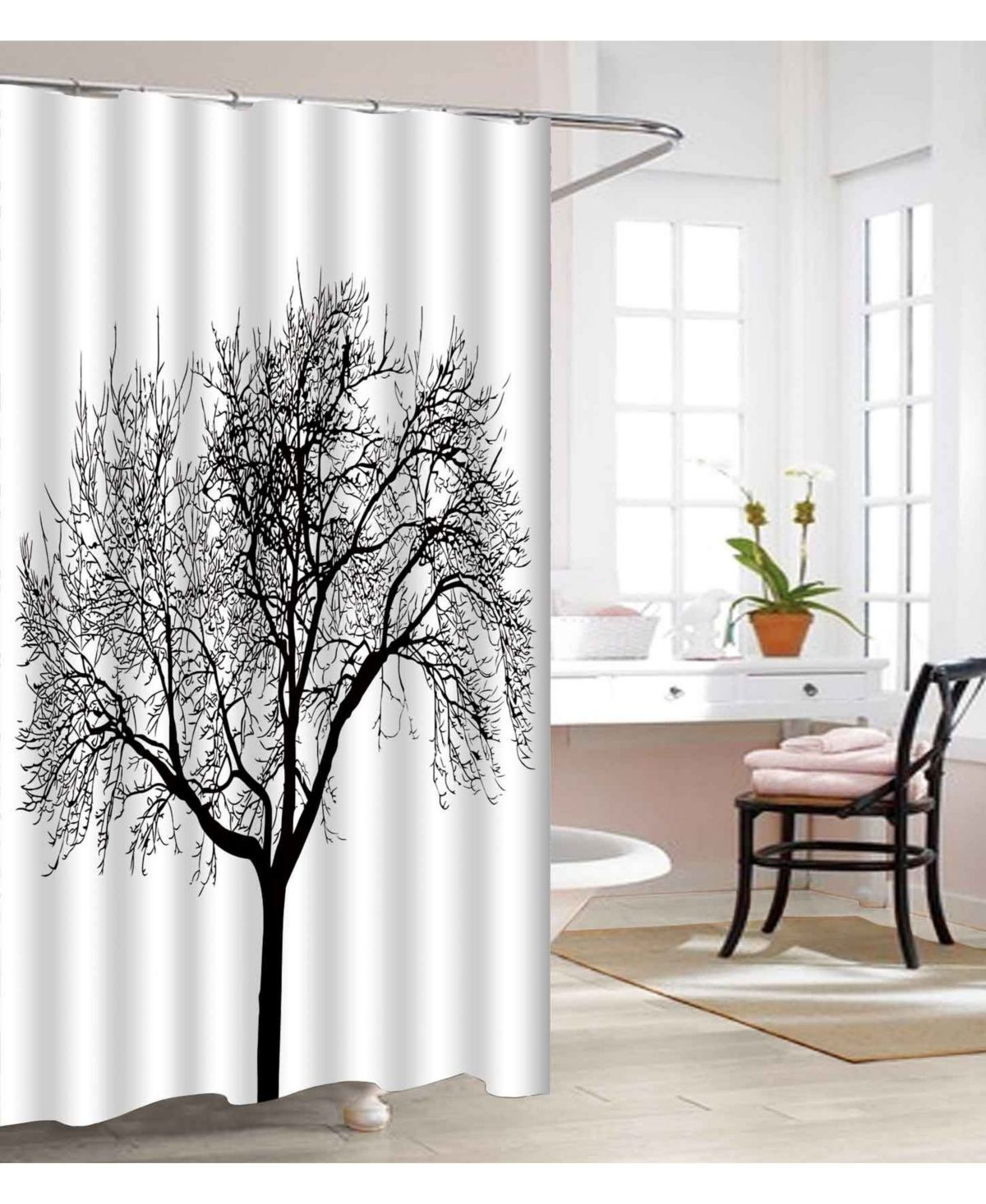 Elegant Comfort Luxury Premium Quality 3d Graphic Printed Bathroom