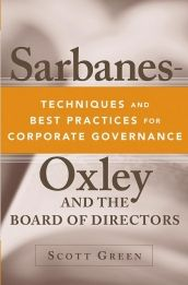 Sarbanes-Oxley and the Board of Directors - http://bit.ly/18NfSyG