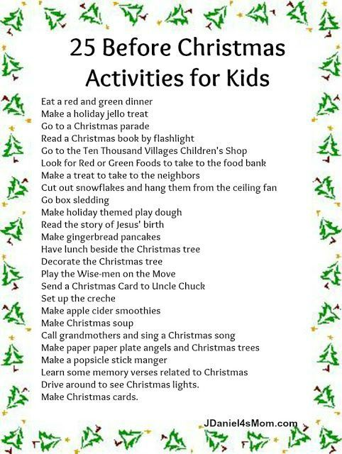 Fun Activities For Kids And Their Families To Do Before
