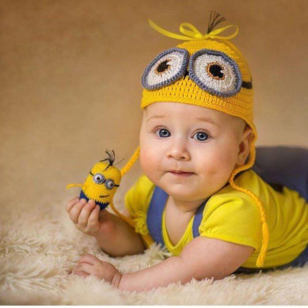 Tem Minions lindo por aqui  Imagem @pequenos_notaveis #loucaporfesta  #loucaporfestas  #loucasporfestas  #selecaofotoslpf #book #maternidade  #gestação by loucaporfestas