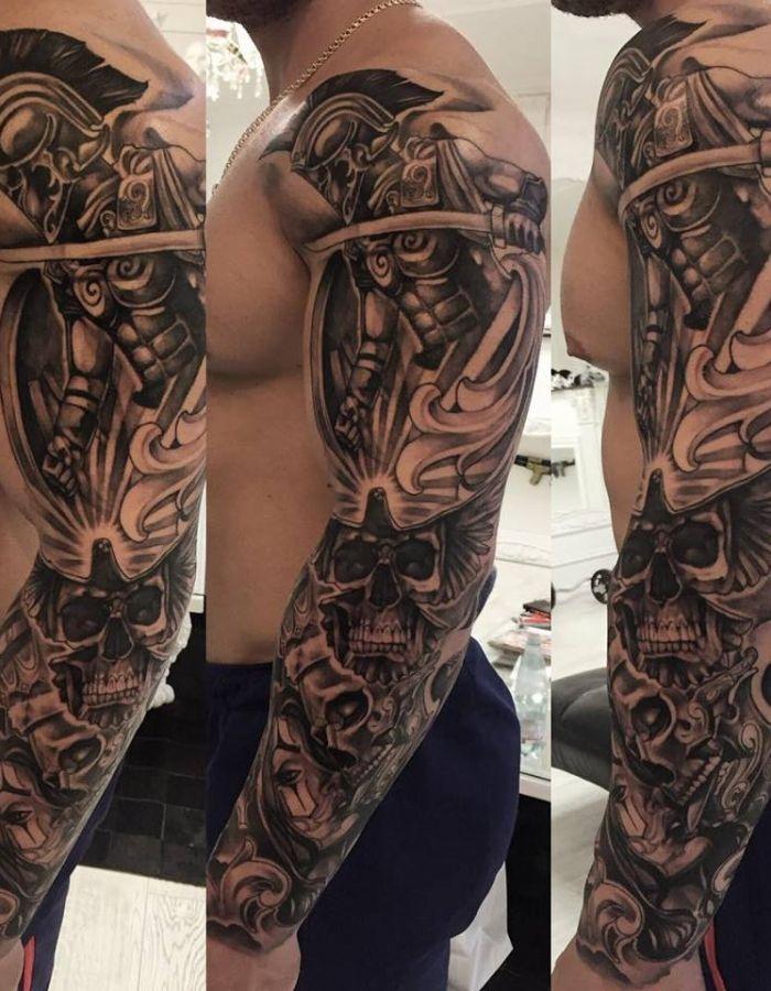 Extreem Gave Sleeve Tattoos Die Je Echt Moet Zien Opzoek
