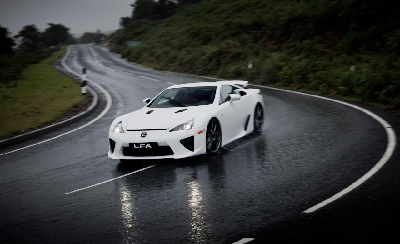 Beau Luxury Lexus Lfa Wallpapers At Wallpaper 1080p Cars Gallery