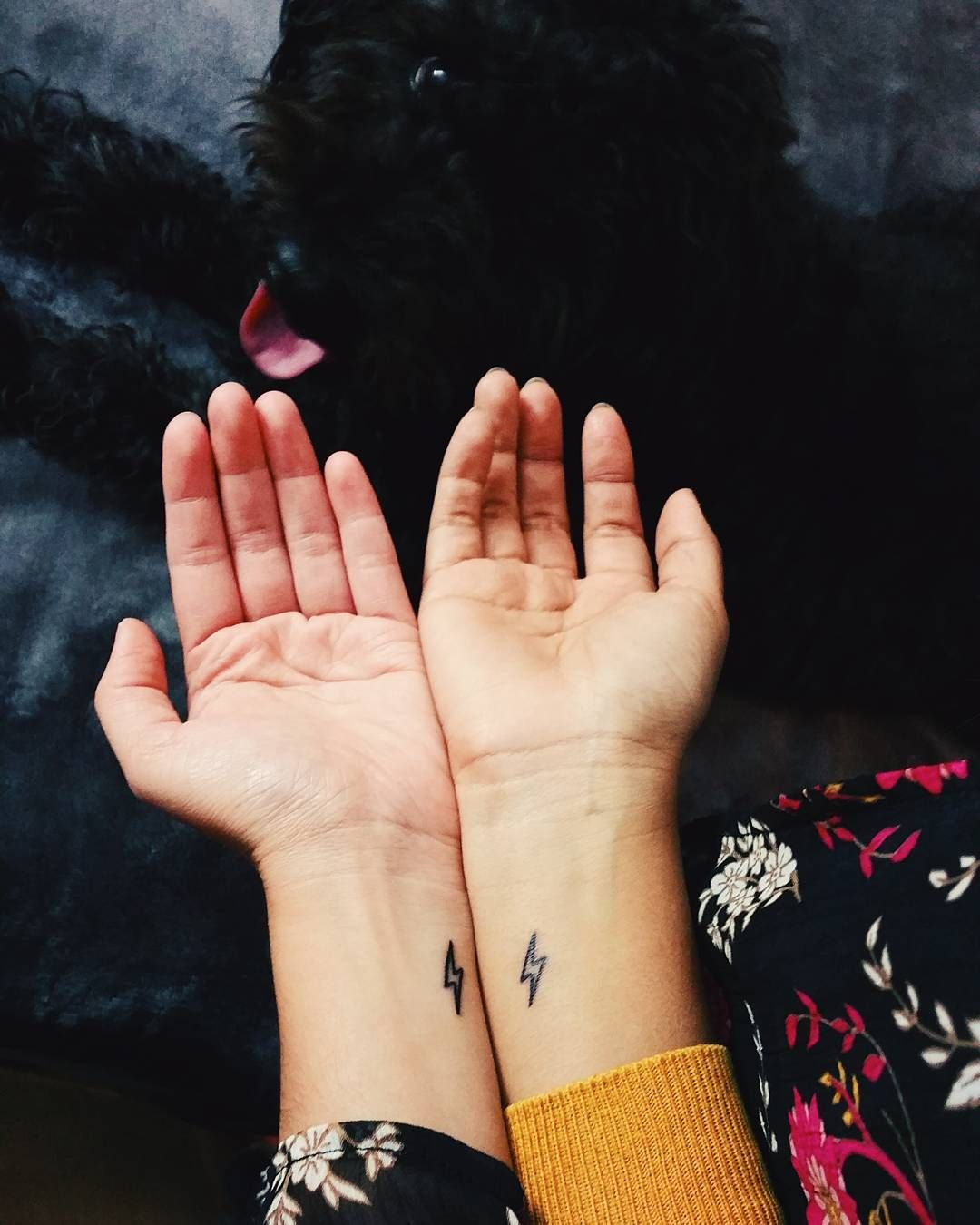 a2123433e The perfect way to show your lifelong bond is with a cute little tattoo.