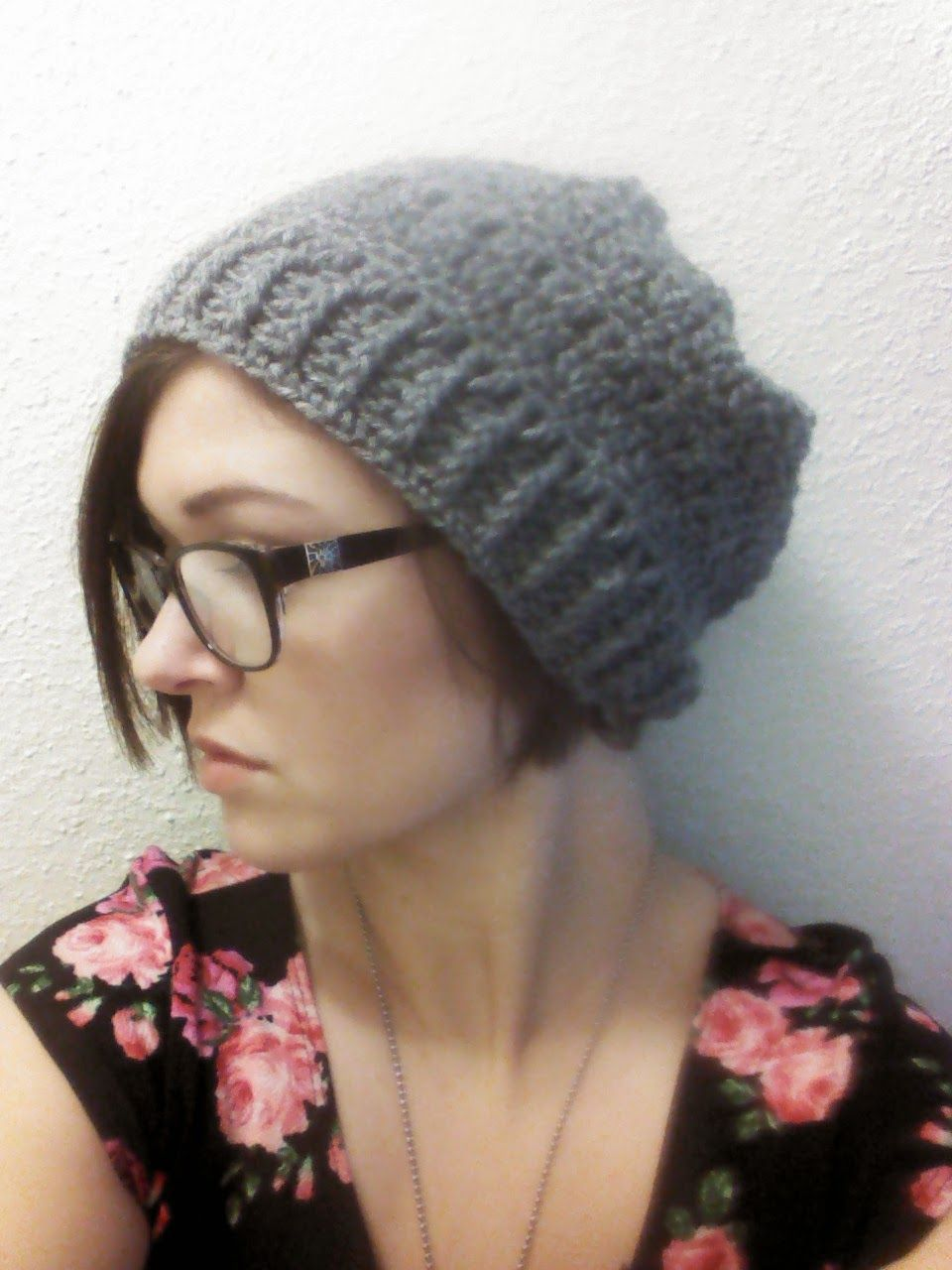 "Jovian Crochet: Slouchy Beanie 2.0 ""The Primrose"" Edition"