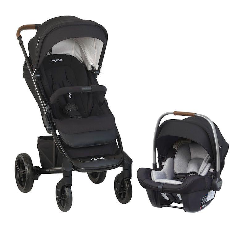 Destination Baby Kids Nuna Tavo Trvl System Caviar Travel System Stroller Baby Car Seats Nuna Tavo Travel System