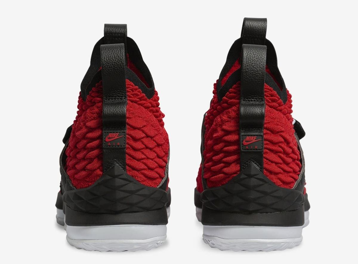 ... Sneakers Review 1 exclusive deals  c4846 90b81 Nike LeBron 15 Red  Diamond Turf LeBronWatch SNKRS The Draw Release best ... 28847cd276d0