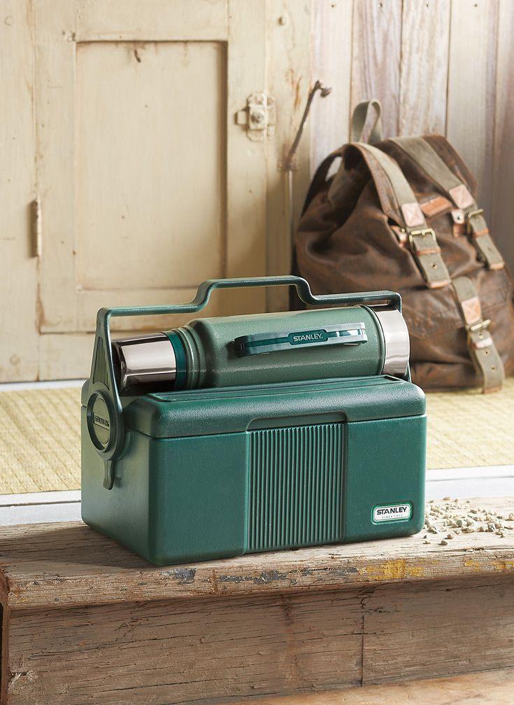 Stanley--Heritage Cooler//Bottle Set