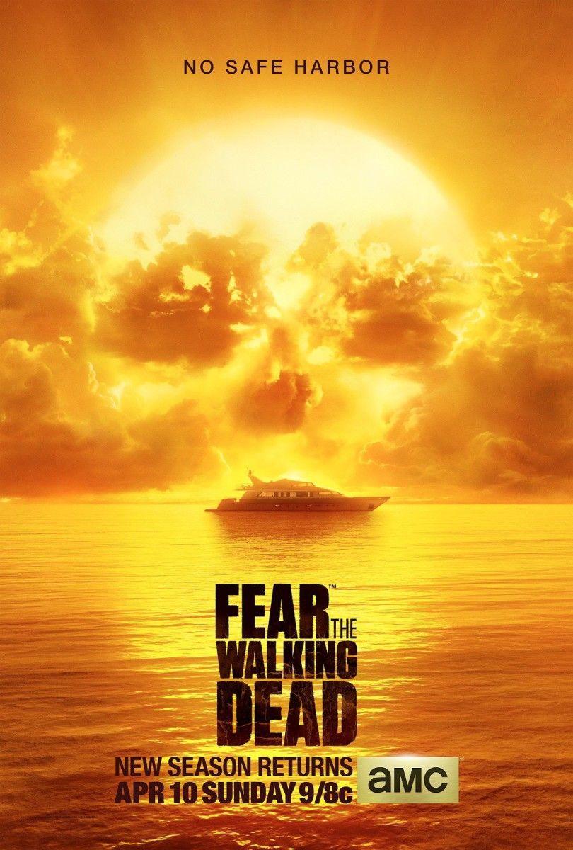 The Walking Dead Season 9 Vostfr : walking, season, vostfr, Walking, Trailer, Ocean, Walking,, Dead,, Season