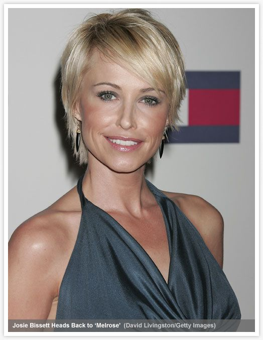 Josie Bissett Returns To Melrose Place Melrose Place