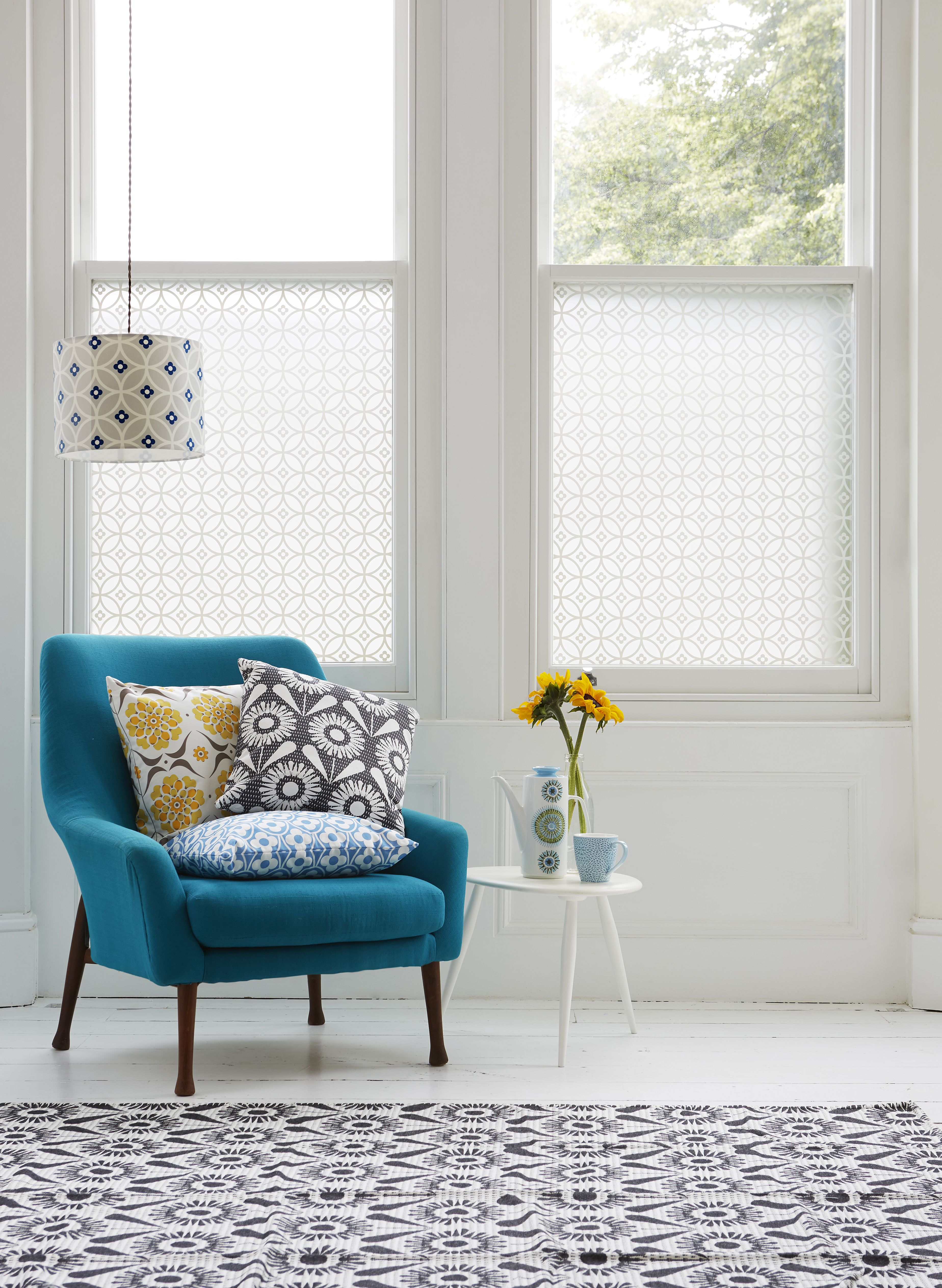 Daisy Chain By Layla Faye For The Window Film Company This Wonderful Pattern