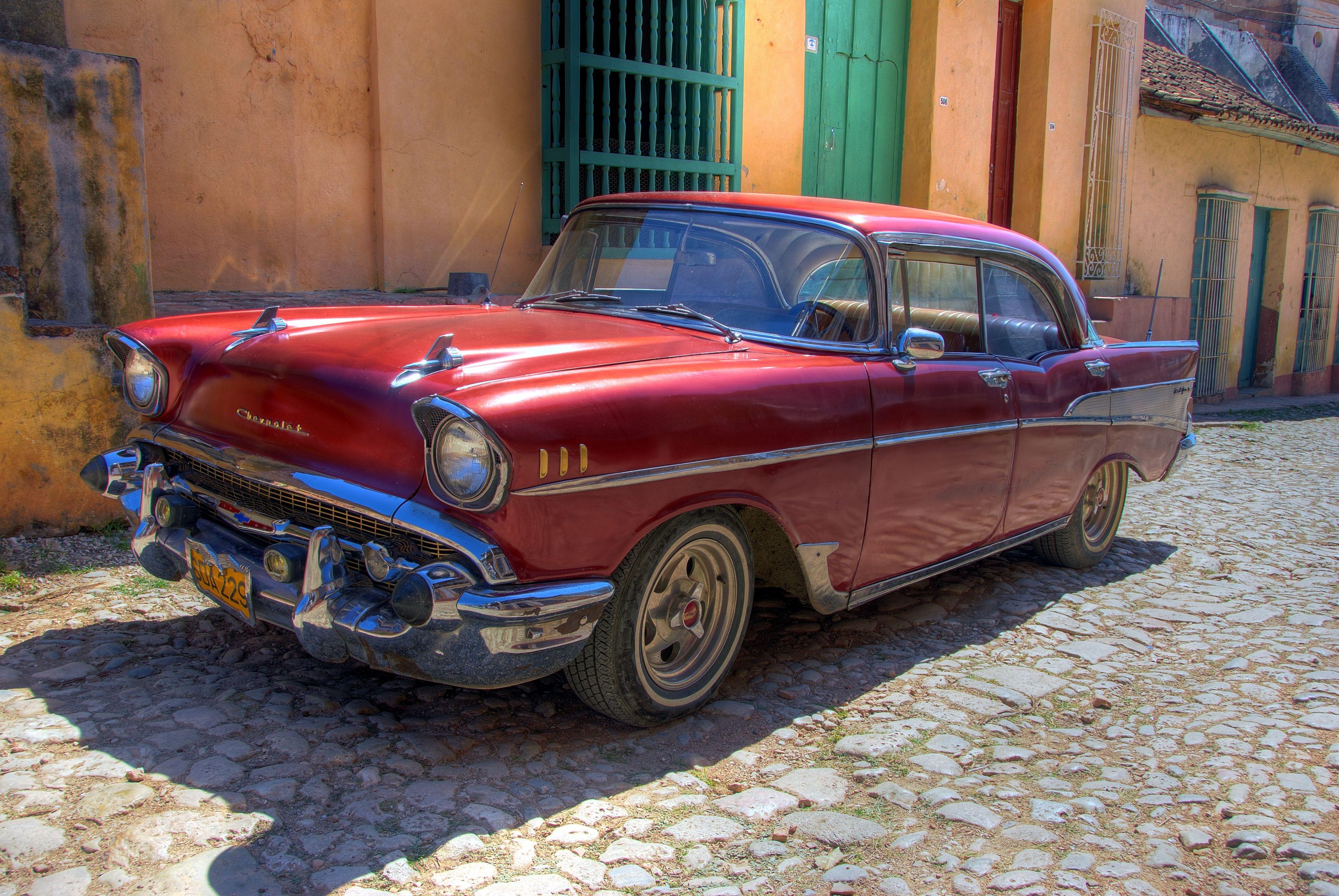 nice chevrolet old retro cars car cuba havana 531 | Cars | Pinterest ...