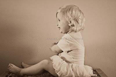 I love this little ballerina!