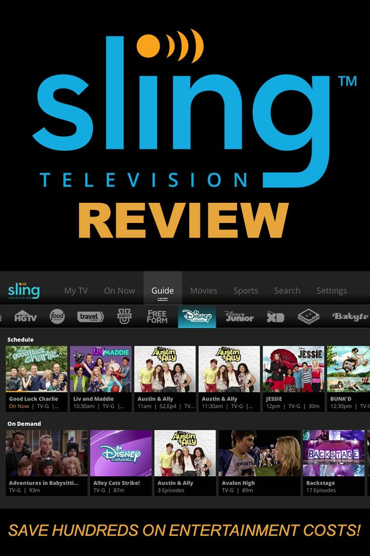 Sling TV Review: Low Cost Streaming Cable TV Alternative