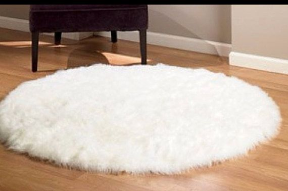 This Is A Faux Sheepskin Rug Perfect For Teepees Or Just About Anything Super White Faux Fur Rug Faux Sheepskin Rug White Fur Rug