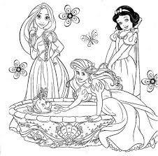 Resultado De Imagen Para Dibujos Para Colorear De Disney