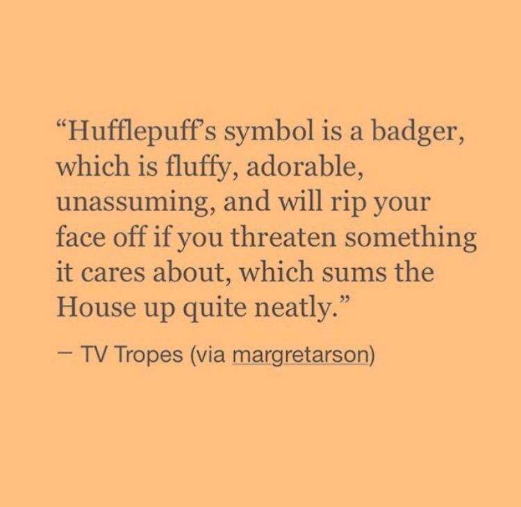 Hufflepuff Geek Girls Tv Tropes Hogwarts