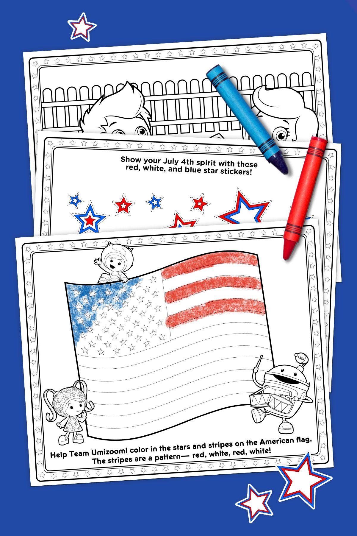 Nick Jr Independence Day Activity Pack Independence Day Activities Kindergarten Worksheets Kindergarten Worksheets Printable [ 1800 x 1200 Pixel ]