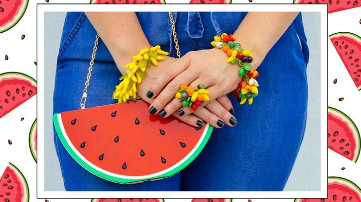 Fruity Fashion: 5 of My Favorite Produce-Inspired Pieces for Summer