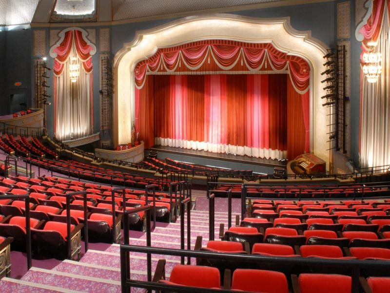 Overture Center For The Arts Seating Chart Google Search Seating Charts Playhouse Square Auditorium Seating