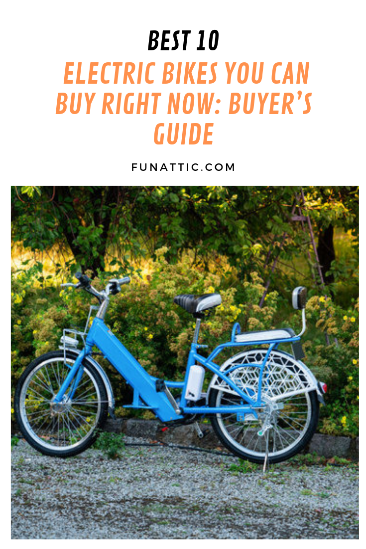 Best 10 Electric Bike Options You Can Buy Right Now Buyer S Guide