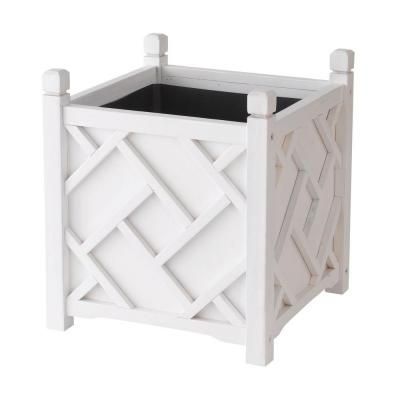 Chippendale Planter + Home Depot