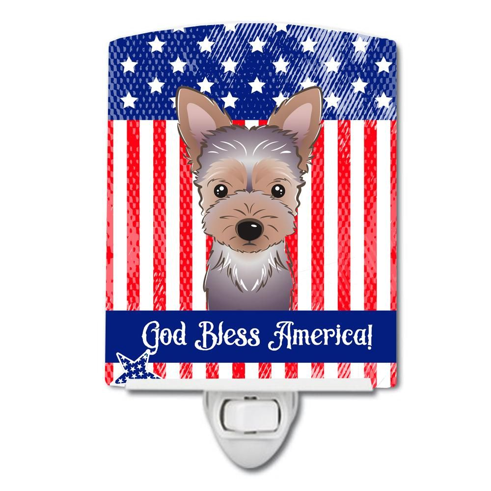 American flag and yorkie puppy ceramic night light bb2162cnl american flag and yorkie puppy ceramic night light bb2162cnl arubaitofo Image collections