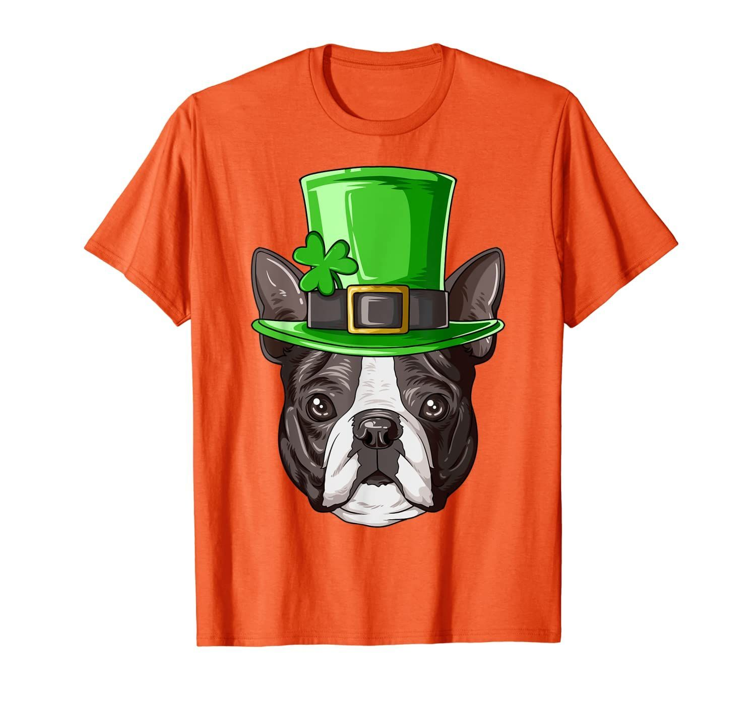 Boston Terrier St Patrick S Day Irish Leprechaun T Shirt Haitianindependenceday Product Details Check Th In 2020 Irish Leprechaun Haitian Independence Day Leprechaun