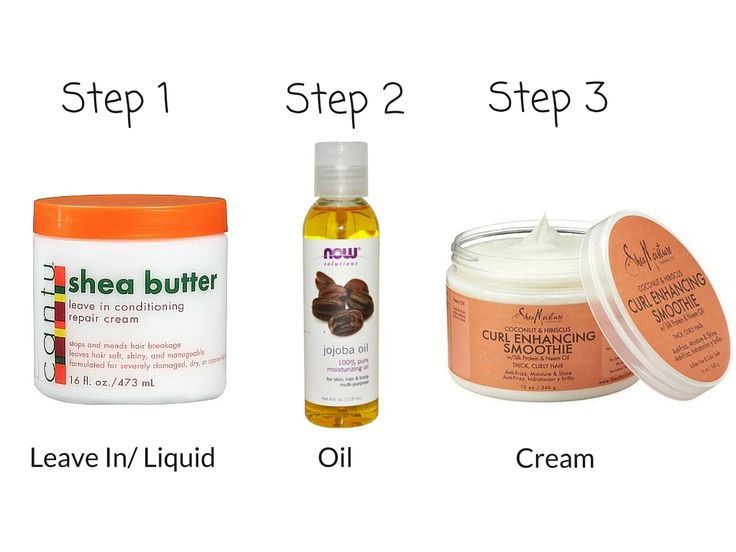 L.O.C Method: What Is It? Why Your Natural Hair Needs It! - Voice of Hair