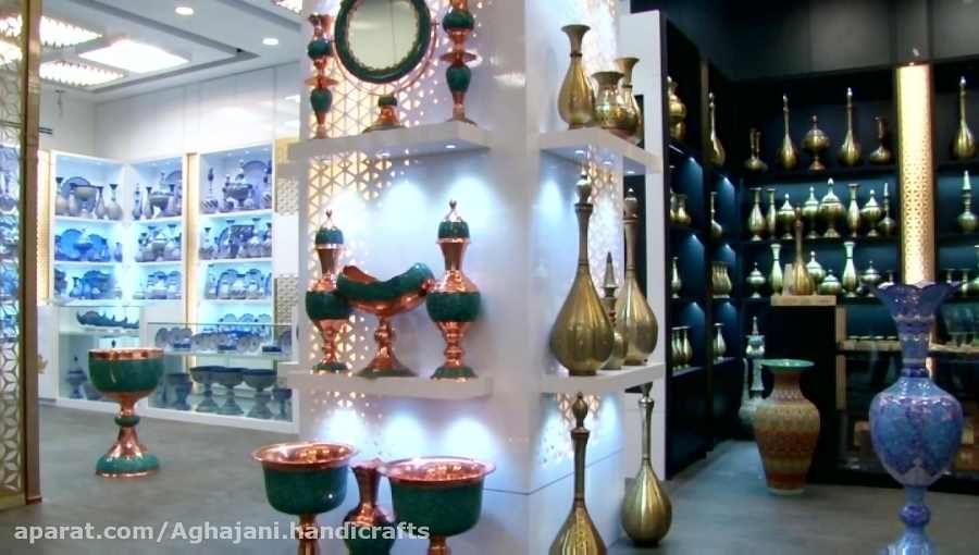 iran, isfahan handicraft art