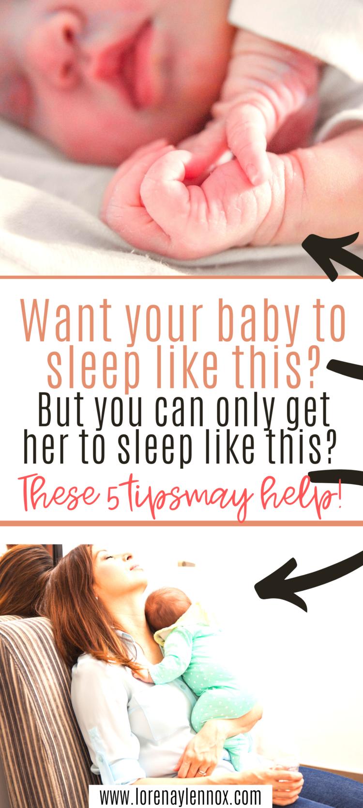 5 Ways I Helped My Baby Who Did Not Sleep Sleep Through The Night
